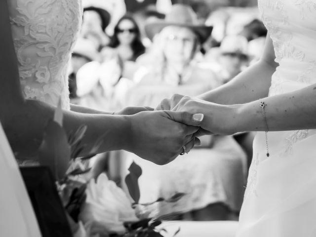 La boda de Azucena y Miriam en Petra, Islas Baleares 30