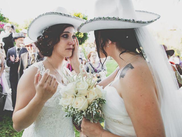La boda de Azucena y Miriam en Petra, Islas Baleares 2