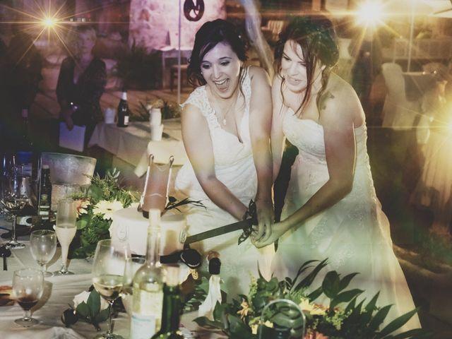 La boda de Azucena y Miriam en Petra, Islas Baleares 35