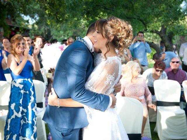 La boda de Rober y Laura en Navaluenga, Ávila 14