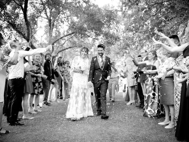 La boda de Rober y Laura en Navaluenga, Ávila 17