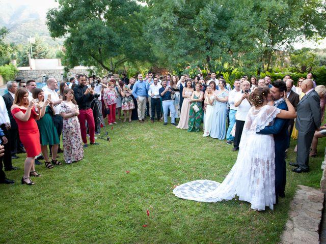 La boda de Rober y Laura en Navaluenga, Ávila 19