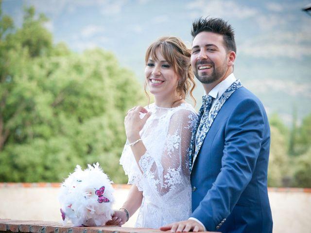 La boda de Rober y Laura en Navaluenga, Ávila 21
