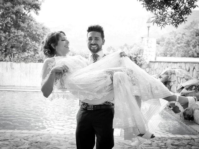 La boda de Rober y Laura en Navaluenga, Ávila 22