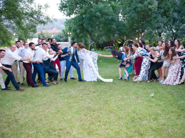La boda de Rober y Laura en Navaluenga, Ávila 1