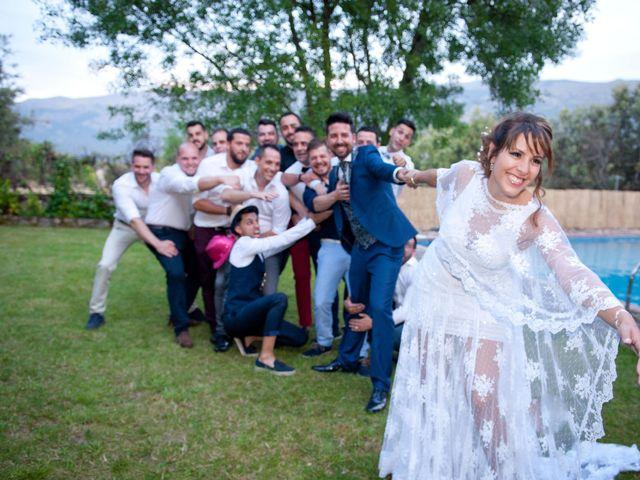 La boda de Rober y Laura en Navaluenga, Ávila 24