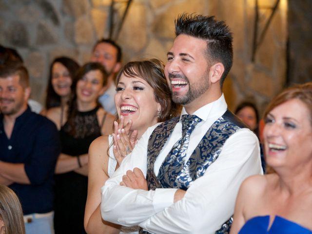 La boda de Rober y Laura en Navaluenga, Ávila 30