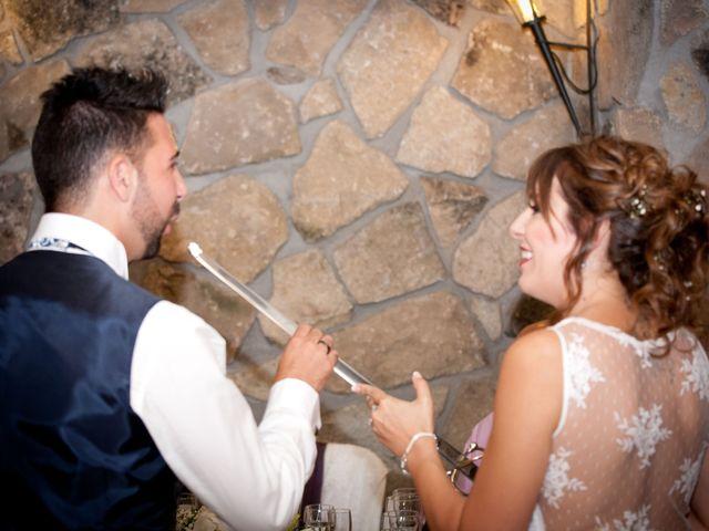 La boda de Rober y Laura en Navaluenga, Ávila 34