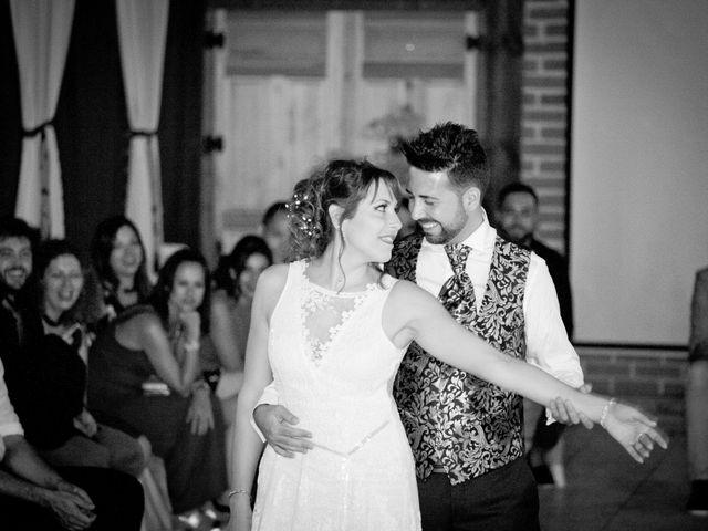 La boda de Rober y Laura en Navaluenga, Ávila 35