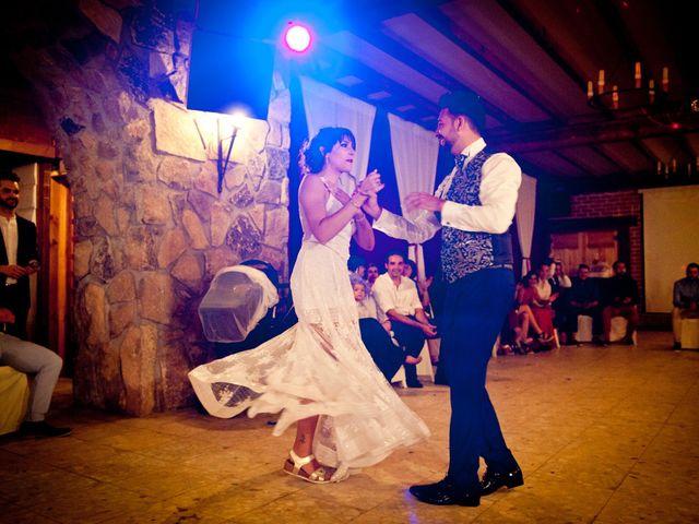 La boda de Rober y Laura en Navaluenga, Ávila 36