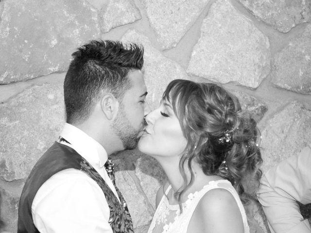 La boda de Rober y Laura en Navaluenga, Ávila 39