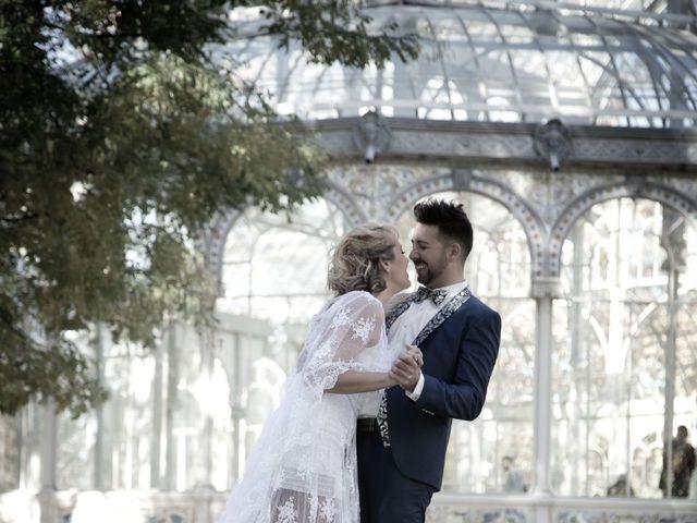 La boda de Rober y Laura en Navaluenga, Ávila 27