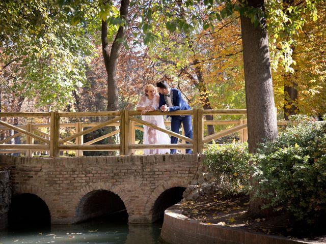 La boda de Rober y Laura en Navaluenga, Ávila 41