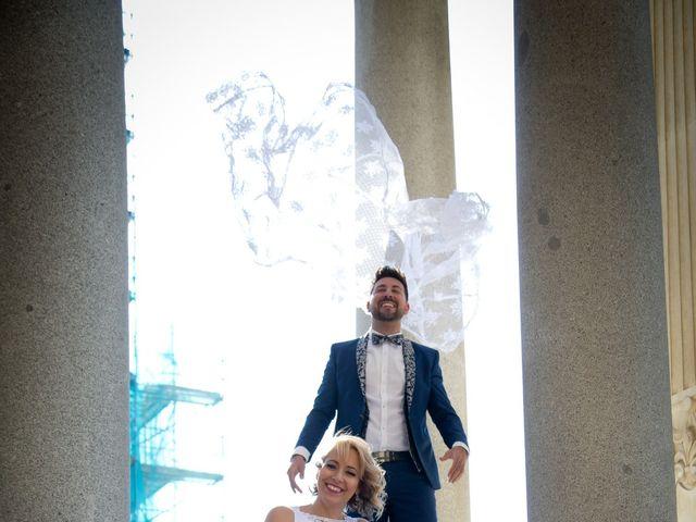 La boda de Rober y Laura en Navaluenga, Ávila 42