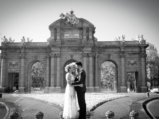 La boda de Rober y Laura en Navaluenga, Ávila 46