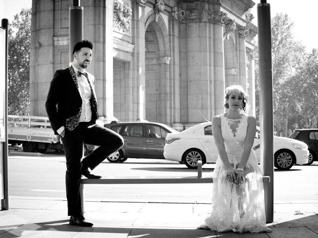 La boda de Rober y Laura en Navaluenga, Ávila 47