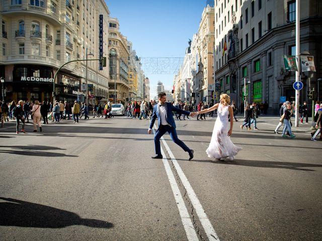 La boda de Rober y Laura en Navaluenga, Ávila 48
