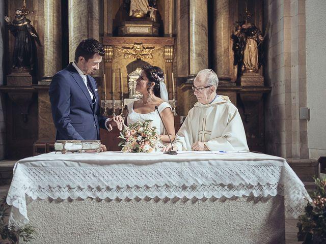 La boda de Jennie y Alberto