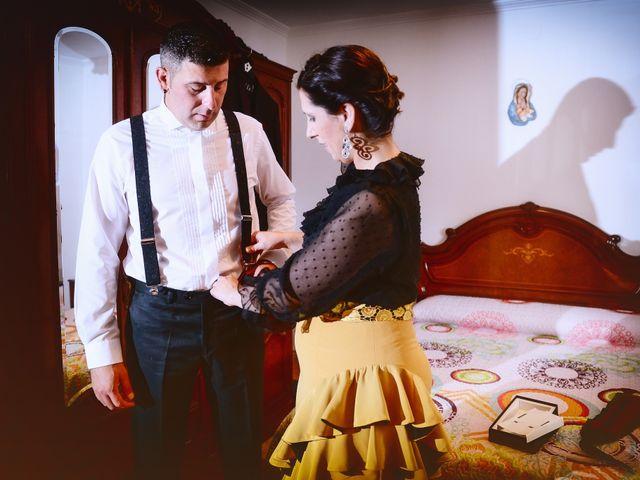 La boda de J. Manuel y Cristina en Majadas, Cáceres 4