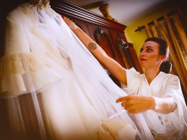 La boda de J. Manuel y Cristina en Majadas, Cáceres 5