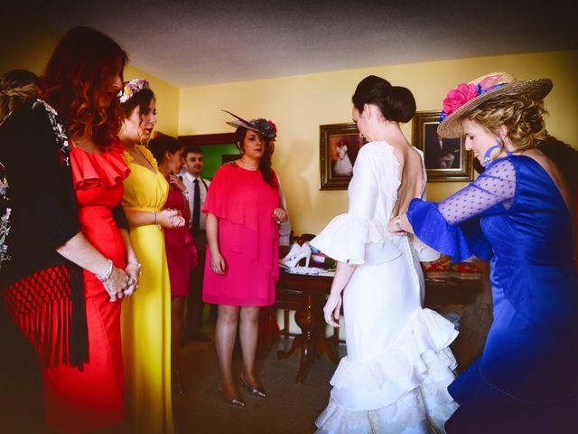 La boda de J. Manuel y Cristina en Majadas, Cáceres 7