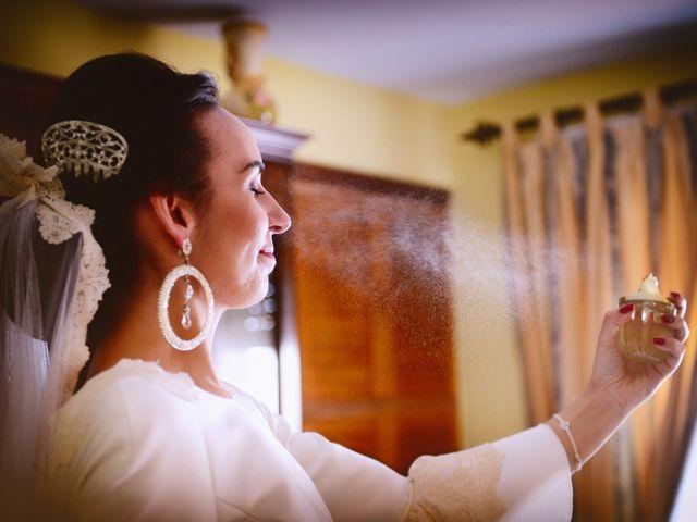 La boda de J. Manuel y Cristina en Majadas, Cáceres 10