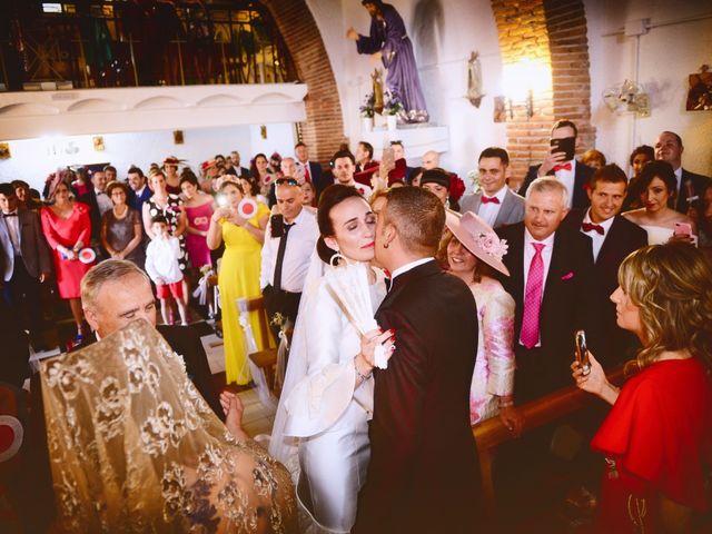 La boda de J. Manuel y Cristina en Majadas, Cáceres 14