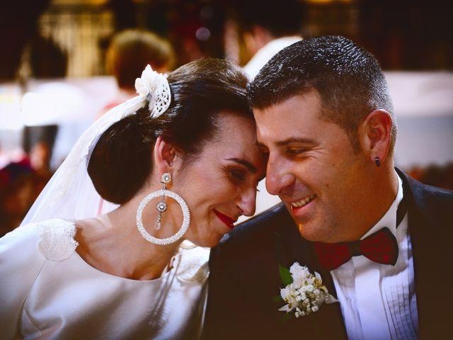 La boda de J. Manuel y Cristina en Majadas, Cáceres 15