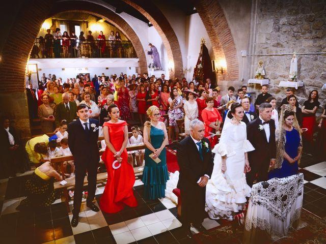 La boda de J. Manuel y Cristina en Majadas, Cáceres 16