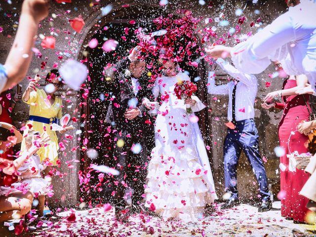 La boda de J. Manuel y Cristina en Majadas, Cáceres 17
