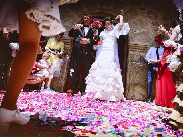 La boda de J. Manuel y Cristina en Majadas, Cáceres 18