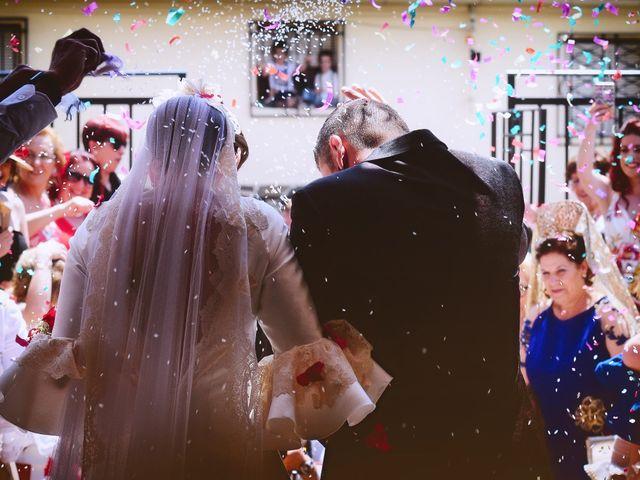 La boda de J. Manuel y Cristina en Majadas, Cáceres 19