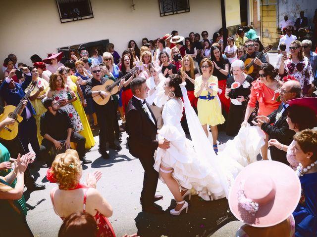 La boda de J. Manuel y Cristina en Majadas, Cáceres 22