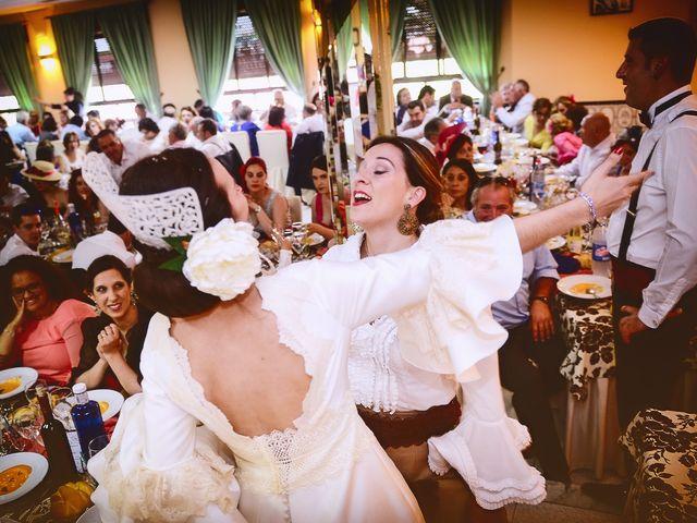 La boda de J. Manuel y Cristina en Majadas, Cáceres 24