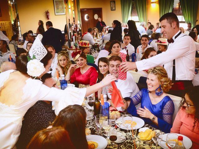 La boda de J. Manuel y Cristina en Majadas, Cáceres 25
