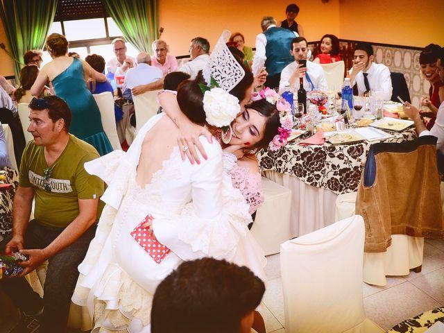 La boda de J. Manuel y Cristina en Majadas, Cáceres 27