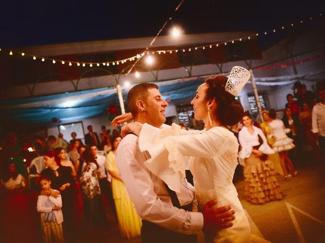 La boda de J. Manuel y Cristina en Majadas, Cáceres 33