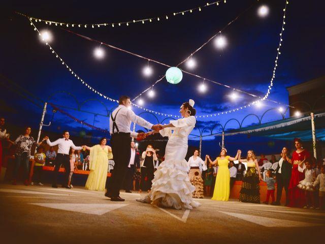 La boda de J. Manuel y Cristina en Majadas, Cáceres 34