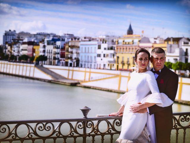 La boda de J. Manuel y Cristina en Majadas, Cáceres 36