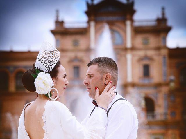 La boda de J. Manuel y Cristina en Majadas, Cáceres 37