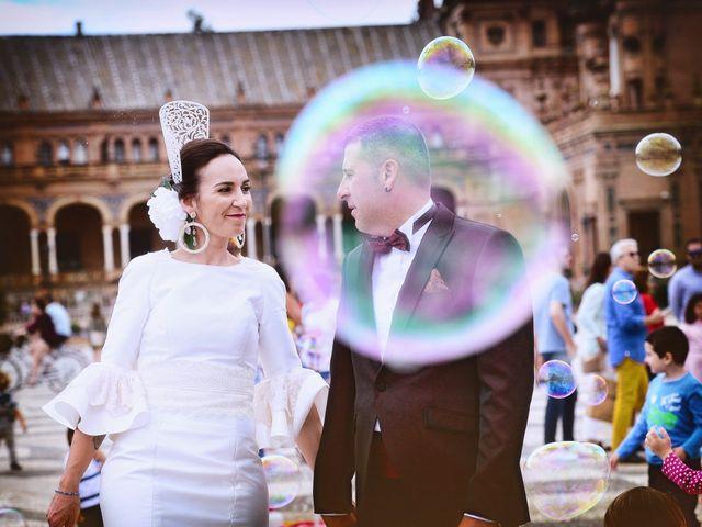 La boda de J. Manuel y Cristina en Majadas, Cáceres 38