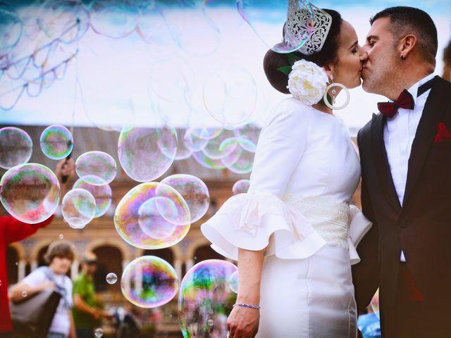 La boda de J. Manuel y Cristina en Majadas, Cáceres 39