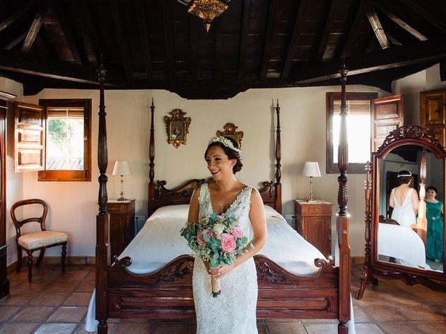 La boda de Tom y Carmen en Granada, Granada 7