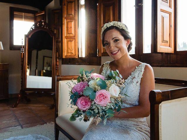 La boda de Tom y Carmen en Granada, Granada 10