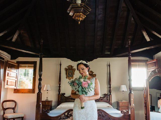 La boda de Tom y Carmen en Granada, Granada 15