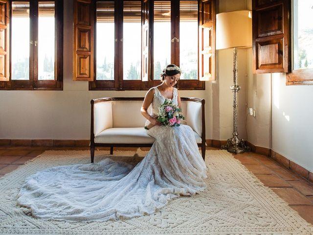La boda de Tom y Carmen en Granada, Granada 16