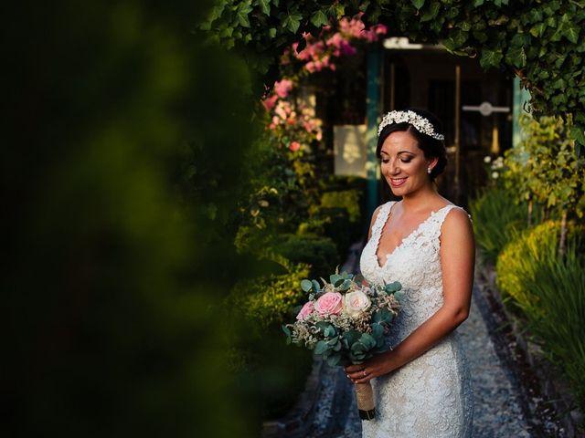 La boda de Tom y Carmen en Granada, Granada 19
