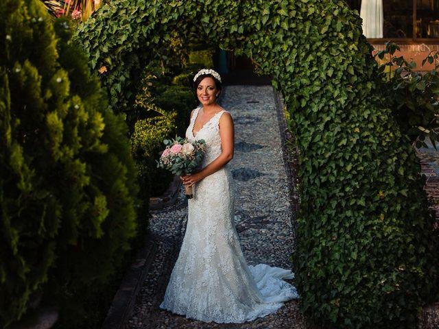 La boda de Tom y Carmen en Granada, Granada 20