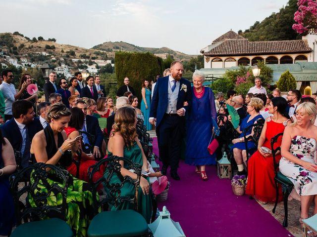 La boda de Tom y Carmen en Granada, Granada 21
