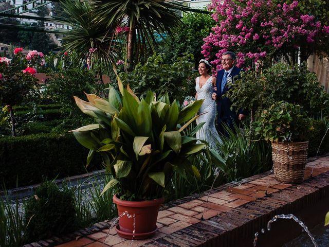 La boda de Tom y Carmen en Granada, Granada 23